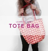 Karin Dejan Learn to Sew: Lined Tote Bag, Lake Oswego Store, Wednesday, October 16, 6-9pm