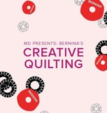 Modern Domestic BERNINA Creative Quilting Event, Alberta St Store, Tuesday, September 17, 6-9pm