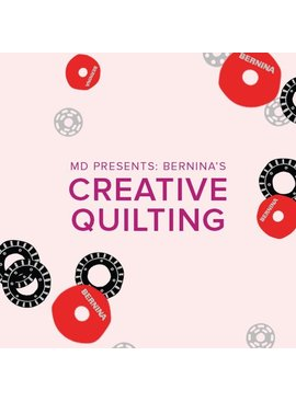 Modern Domestic BERNINA Creative Quilting Event, Alberta St Store, Tuesday, September 17, 6-9pm