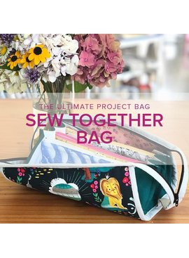 Wendy Tharp CLASS FULL Sew Together Bag, Lake Oswego Store, Monday & Tuesday, October 28 & 29, 6-9pm