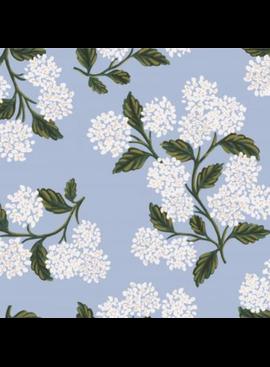 Cotton + Steel Meadow by Rifle Paper Co. Hydrangea Blush