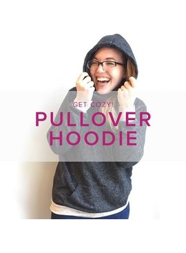 Erica Horton ONLY 1 SPOT LEFT Pullover Hoodie, Thursdays, December 5 & 12, 6-9 pm