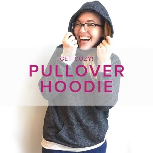 Erica Horton Pullover Hoodie, Thursdays, December 5 & 12, 6-9 pm