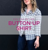 Erica Horton CLASS IN SESSION Pick Your Pattern: Button-Up Shirt, Alberta St Store, Thursdays, November 7, 14 & 21, 6-9pm