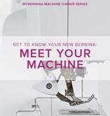 Modern Domestic MyBERNINA: Class #1, Meet Your Machine, Alberta St. Store, Sunday, October 20, 2-4pm