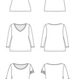 Cashmerette Patterns Cashmerette Patterns Concord T-Shirt
