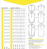 Closet Core Patterns Closet Core Patterns Kalle Shirt and Shirtdress