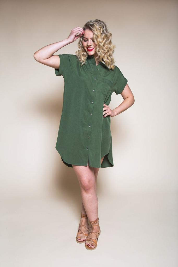 Closet Case Patterns Closet Case Patterns Kalle Shirt and Shirtdress