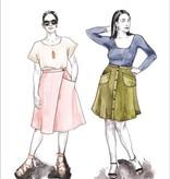 Closet Case Patterns Closet Case Patterns Fiore Skirt