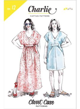 Closet Case Patterns Closet Case Patterns Charlie Caftan
