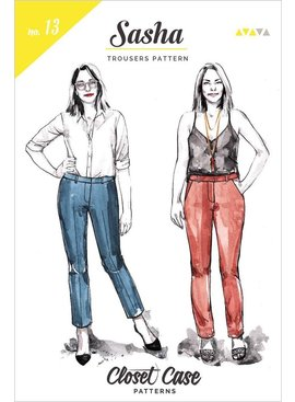 Closet Case Patterns Closet Case Patterns Sasha Trousers