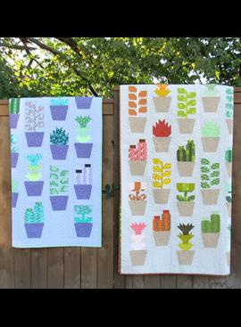 Elizabeth Hartman Greenhouse Quilt Pattern by Elizabeth Hartman
