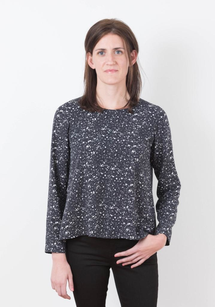 Grainline Patterns Hadley Top Grainline Patterns