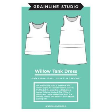 Grainline Patterns Willow Tank Grainline Patterns