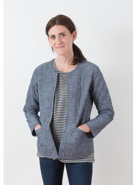 Grainline Patterns Tamarack Jacket by Grainline