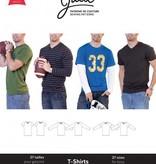 Jalie Jalie Men's T-Shirt Pattern