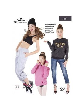 Jalie Jalie Sweatshirt, Hoodie, and Sweat Pants