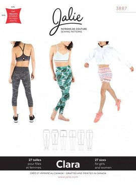 Jalie Jalie CLARA High-Waisted Leggings