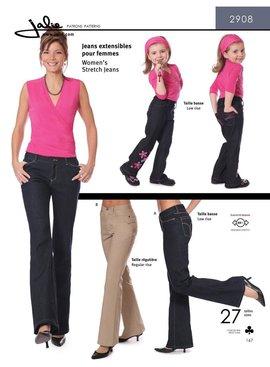 Jalie SALE Jalie Jeans Pattern