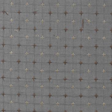Diamond Textiles Nikko Geo Taupe Pluses