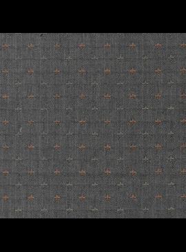 Nikko Geo Dark Grey Pluses