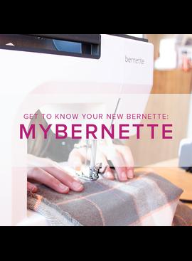 Modern Domestic MyBernette: Machine Owner Class, Alberta St Store, Sunday, November 3, 2-4pm