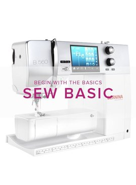 Modern Domestic Sew Basic, Lake Oswego Store, Monday, November 11, 2-4pm