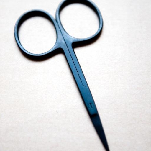 Merchant & Mills Merchant & Mills Wide Bow Black Scissors