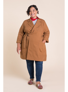 Closet Case Patterns Closet Case Patterns Sienna Maker Jacket