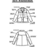 Grainline Patterns Thayer Jacket Pattern by Grainline Studio - sizes 0-18