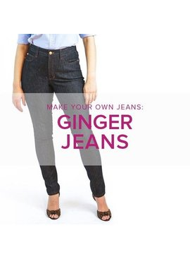 Erica Horton CLASS FULL Ginger Jeans, Alberta St Store, Thursdays, January 16, 23, 30, February 6 & 13, 6-9 pm