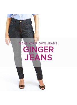 Erica Horton Ginger Jeans, Alberta St Store, Thursdays, January 16, 23, 30, February 6 & 13, 6-9 pm