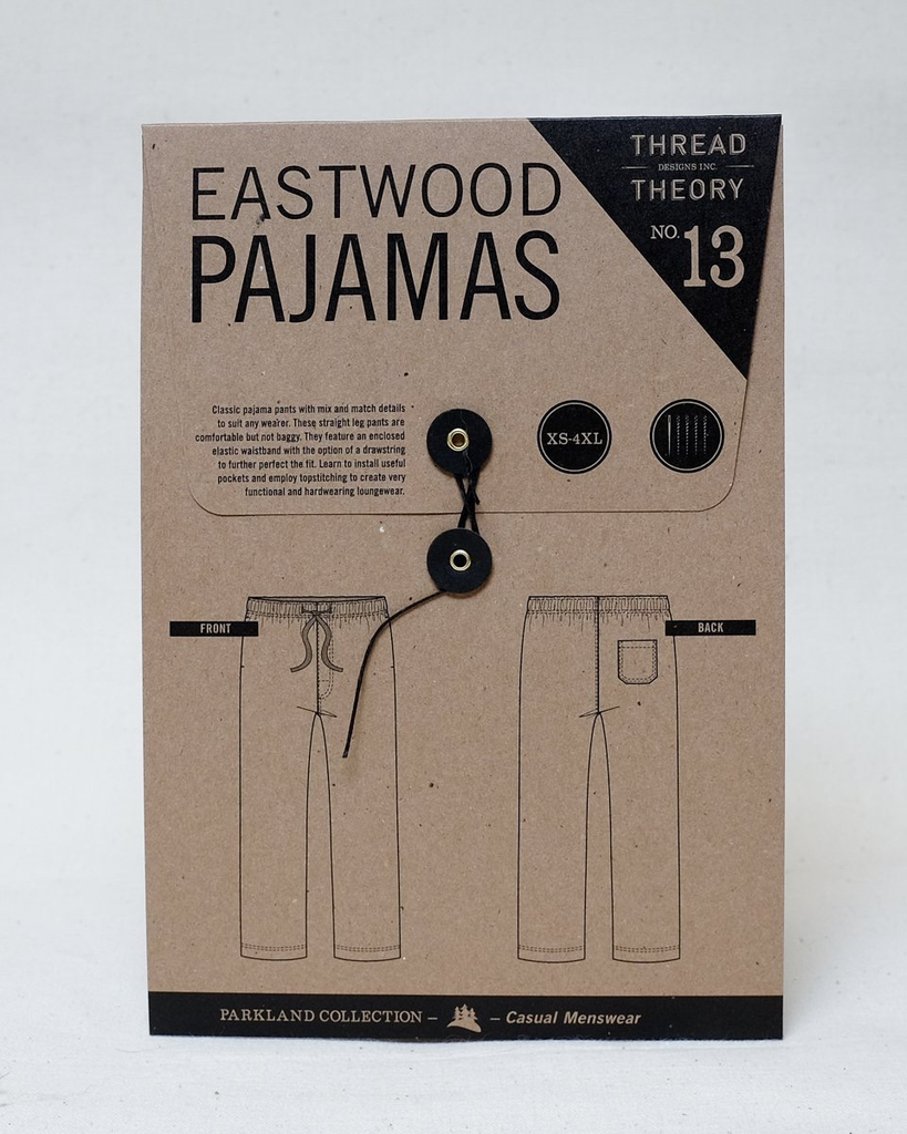 Thread Theory Eastwood Pajamas pattern