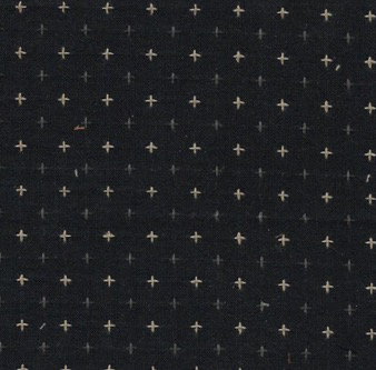 Diamond Textiles Nikko Geo Black Pluses