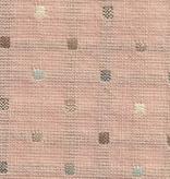 Diamond Textiles Nikko Dusty Rose Dots