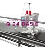 Modern Domestic BERNINA Q24 Class #1: Longarm Basic, Alberta St. Store, Sundays, January 12 & 19, 2-4:30pm