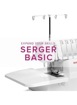 Modern Domestic MyBERNINA Serger Basic, Lake Oswego Store, Saturday, December 21, 2-4pm
