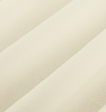 Shannon Fabrics Cuddle Solid Ivory