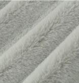 "Shannon Fabrics Luxe Cuddle Seal Cloud 58"""