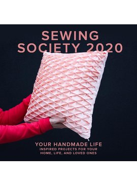 Modern Domestic ONLY 1 SPOT LEFT 2020 Modern Domestic Sewing Society Lake Oswego Store Annual Membership, Second Wednesday monthly, 10 am -12:00 pm