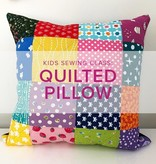Cath Hall Kids Sewing Class: Quilted Pillow, Alberta St Store, Saturday, February 22, 10am-1pm