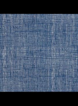 Alexander Henry Heavy Oxford China Blue by Alexander Henry