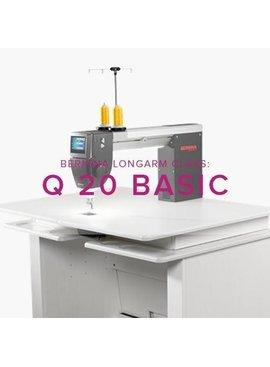 Modern Domestic BERNINA Q20 Longarm Basic (Sitdown), Lake Oswego Store, Sunday, January 12, 2-4pm