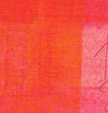 Nani Iro Linen Sheeting: Pipple Orange/Pink