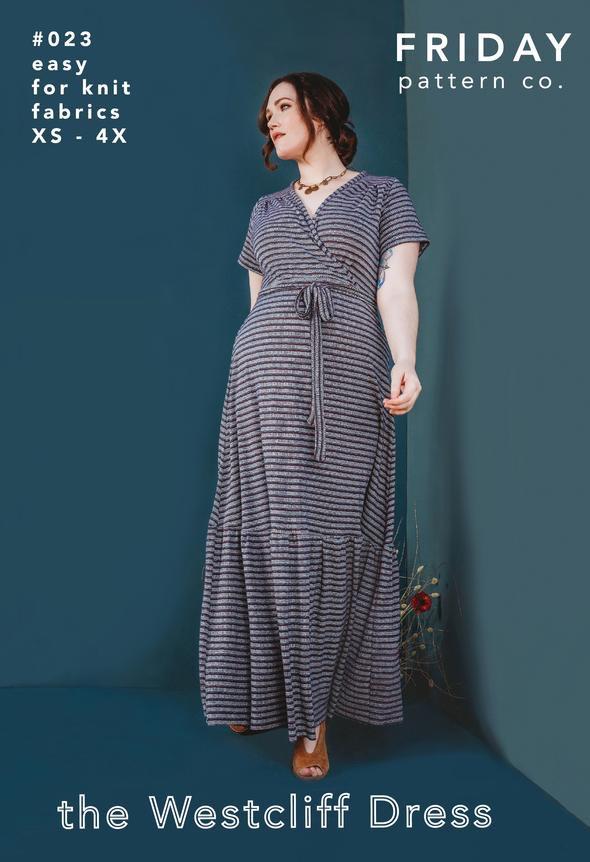 Friday Pattern Co. Friday Pattern Co. Westcliff Dress