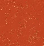Speckled by Rashida Coleman Hale for Ruby Star Metallic Warm Red