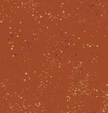 Speckled by Rashida Coleman Hale for Ruby Star Metallic Cayenne