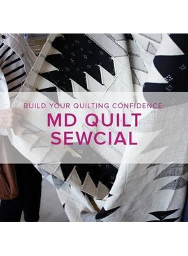 Modern Domestic Quilt Sewcial with Cath Hall, Lake Oswego Store, Tuesday, February 25, 10am-1pm