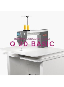 Modern Domestic BERNINA Q20 Longarm Basic (Sitdown), Lake Oswego Store, Saturday, March 7, 2-4pm