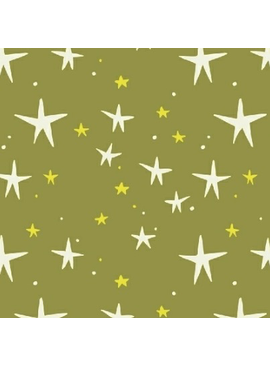 Windham Fabrics Playground by Dylan Mierzwinski Starry Herbal